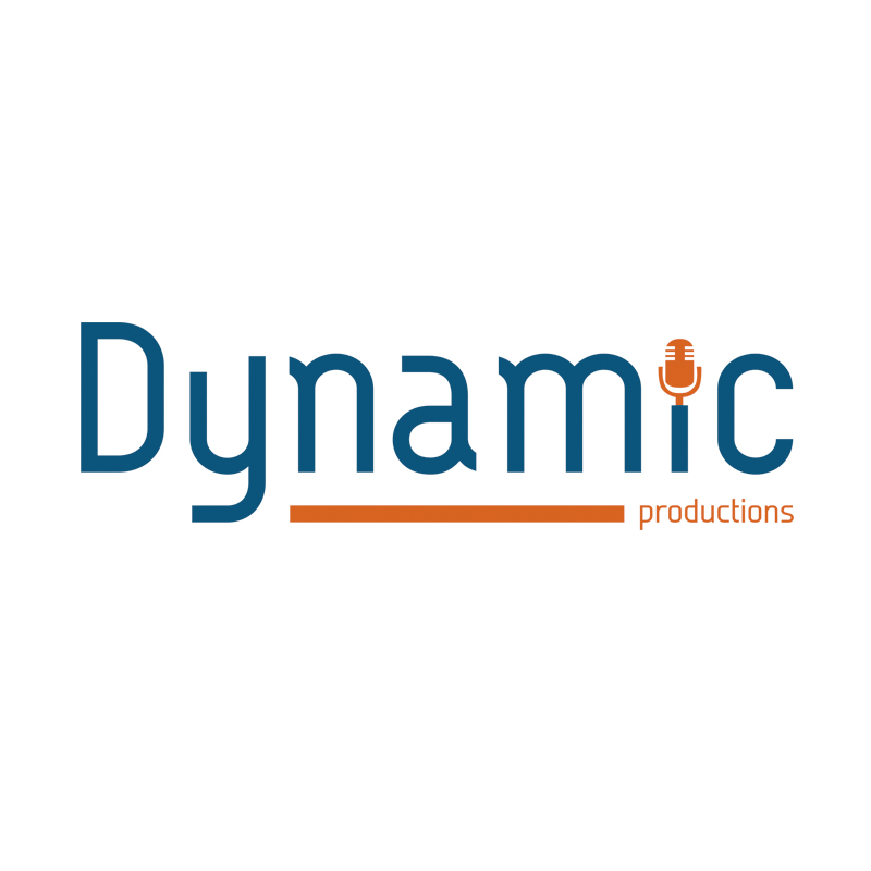 Dynamic productions logo