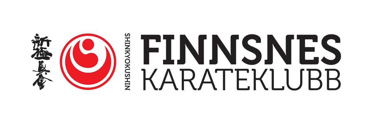 Finnsnes Karateklubb logo