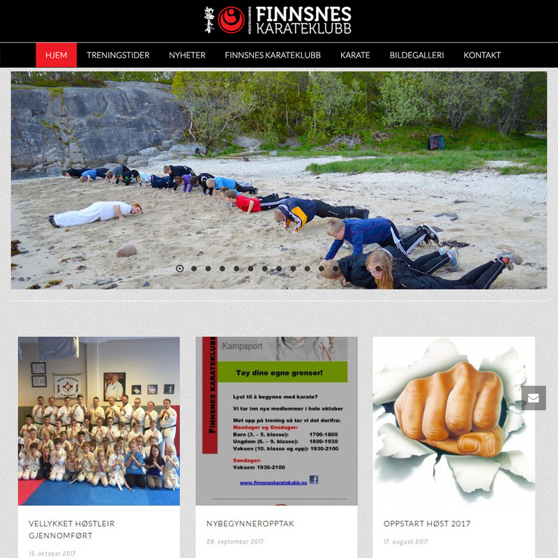 Finnsnes Karateklubb
