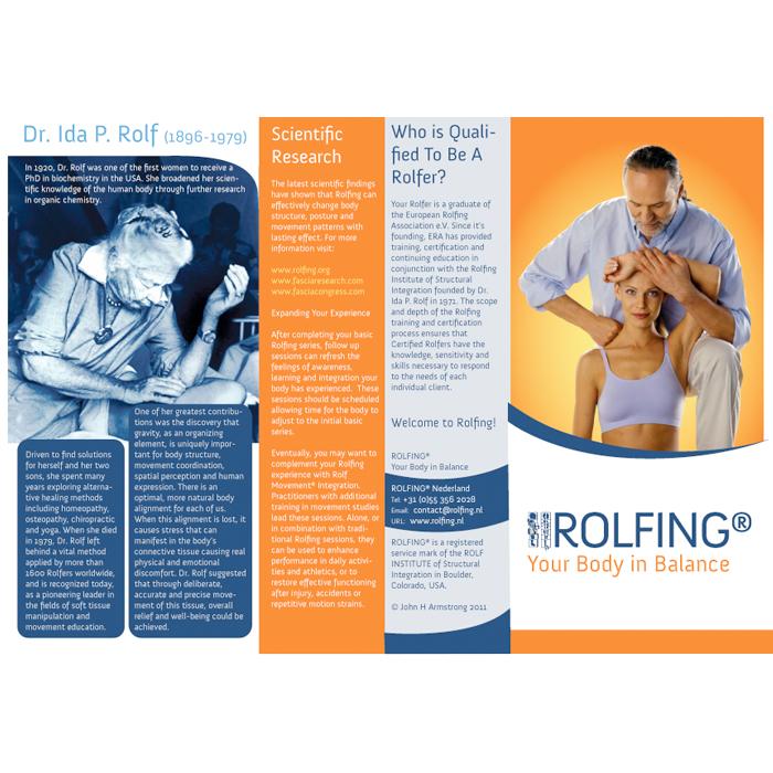 Rolfing Nederland